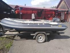 Продам лодку пвх Солар 380