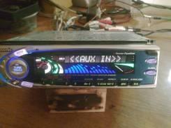Магнитола Panasonic со входом AUX.