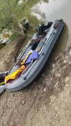 Продам лодку-Х-River 360 НДНД. 2020 го+ мотор Сузуки 15 лс. 2017 года