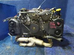 Двигатель Subaru Legacy 1997 [10100BB240] BG9 EJ25Ddxdje