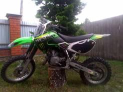 Kawasaki KX 65, 2007