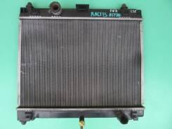 Радиатор охлаждения двигателя Toyota Ractis, NCP100,1NZFE. 16400-21270