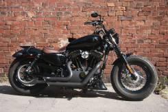 Harley-Davidson Sportster Forty-Eight XL1200X, 2013