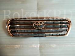 Решетка радиатора Toyota land cruiser 200 12-2015 Brownstone
