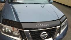 Дефлектор капота (мухобойка) Nissan Terrano от 2013