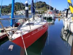 Парусная яхта Canal 30