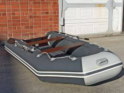 Лодка ПВХ Аква 3400 НДНД