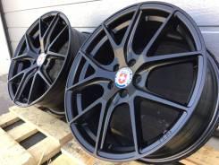 Новые! литые диски HRE R16 Черные, матовые!