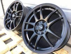 Новые! литые диски Work Emotion CR-KAI R16 Черные, матовые