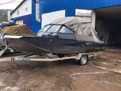Продам лодку Росомаха 5100