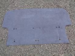 Ковровое покрытие багажника