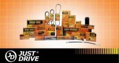 Just Drive JBP0017 Колодки тормозные D1241