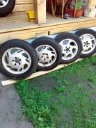 Продам колеса на литых дисках