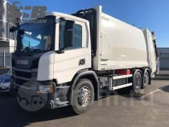 Scania P320 6x2, 2021