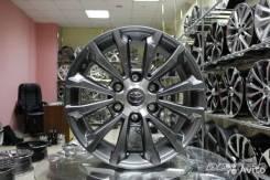 Новые диски R17 6x139.7 Toyota LC Prado 4Runner Hilux Lexus GX Графит