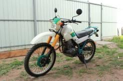 Yamaha XT 225, 1990