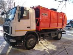 мусоровоз КО-440-8, 2017