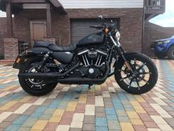 Harley-Davidson Sportster Iron 883 XL883N, 2018