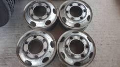 Бескамерные диски R16 5.5J 6x222.25 ЦО 164