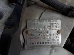 ДВС VQ25DD + RE4R01B Nissan Stagea пробег 87386 км