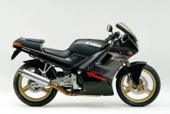 Honda CBR 250, 1990