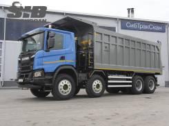 Scania G500 8x4 XT, 2019