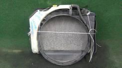 Радиатор основной Nissan Caravan, E25, KA20DE, 023-0023830, передний