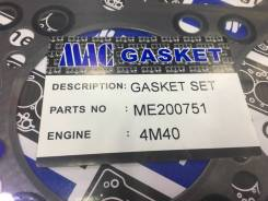 MACgasket ME200751 Прокладка головки блока цилиндров паранит 4M40