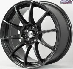 NEW! Комплект Style Advan RS R17 8.0jj ET38 5*114.3 / 5*100 (E055)