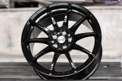 NEW! Комплект Style Advan RS R17 8.0jj ET38 5*114.3 / 5*100 (E056)