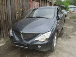 SsangYong Actyon Sports D20DT. МКПП, 2008