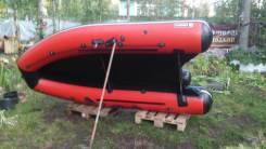 Продам пвх лодка Селенга 330НД с мотором Ниссан Марин 9.8