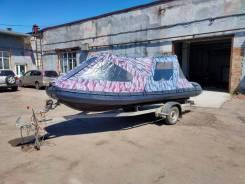 Лодка Солар 555