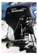 Мотор лодочный Suzuki DT40WRS JET с водомётной насадкой E. Chance