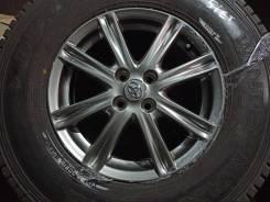Оригинальные диски Toyota R16 4x100 6jj ET51