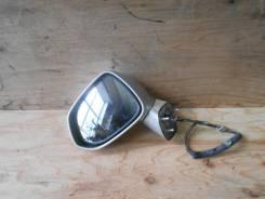 Зеркало боковое левое Honda Fit GD1 1 модель 3 контакта