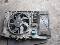 Вентилятор радиатора Peugeot 308