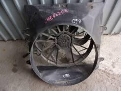 Вентилятор радиатора Jeep Grand Cherokee WJ 2000-2004