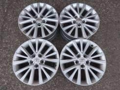 Оригинальные литые диски Toyota Camry V55 R17