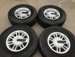 Оригинальные литые диски Hummer H3 R16