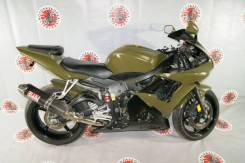 Мотоцикл Yamaha YZF-R6, 2005, полностью в разбор