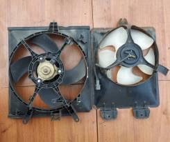 Вентилятор охлаждения радиатора Митсубиси Каризма