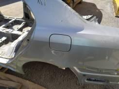 Лючок бензобака Toyota Avensis AZT251