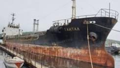 В Владивостоке Нефтеналивное/химовоз судно «Тантал», порт регистрации