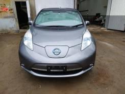 Балка передняя на Nissan LEAF AZE0 цвет темно-серый KAD, с Распила
