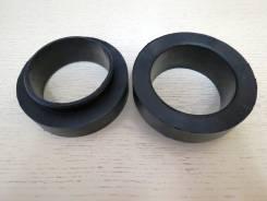 Проставки задней пружины верхние резиновые Toyota (20 мм) 2 шт