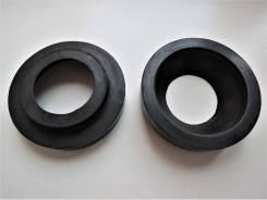 Проставки задней пружины верхние резиновые Honda (15 мм)