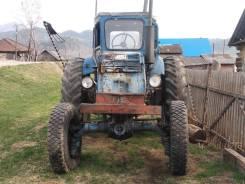Трактор колёсный Т-40М, 1987