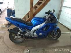 Yamaha YZF, 2001