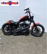 Harley-Davidson Sportster 1200 Nightster XL1200N 65015, 2007